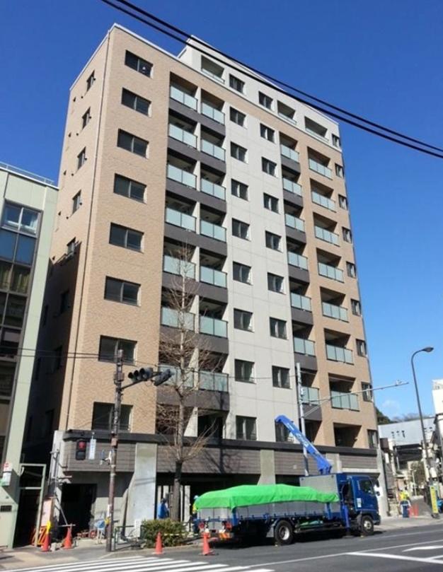 3488_(物件概要書)豊島区高田3丁目新築一棟マンション
